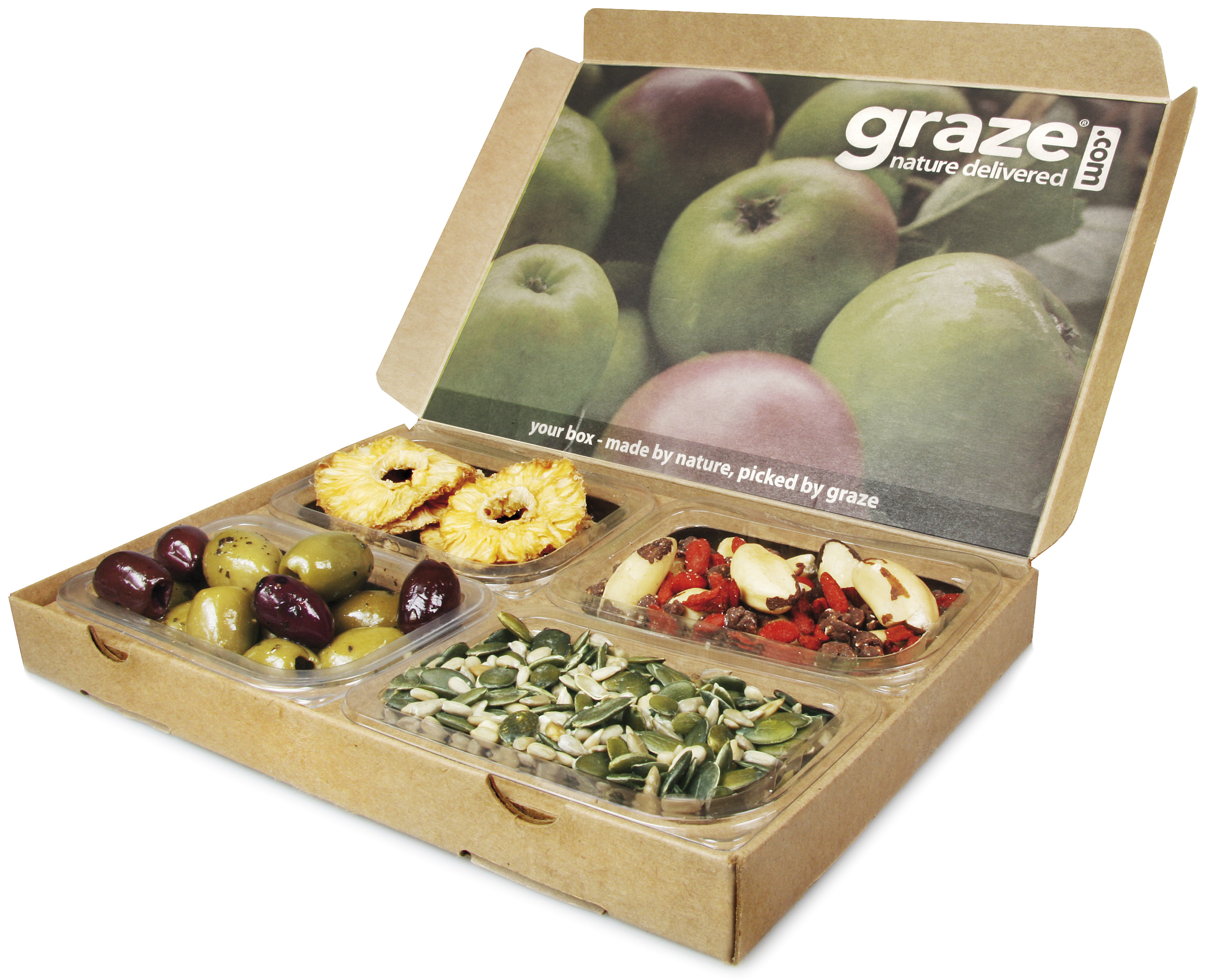 Is Graze Food Good For You