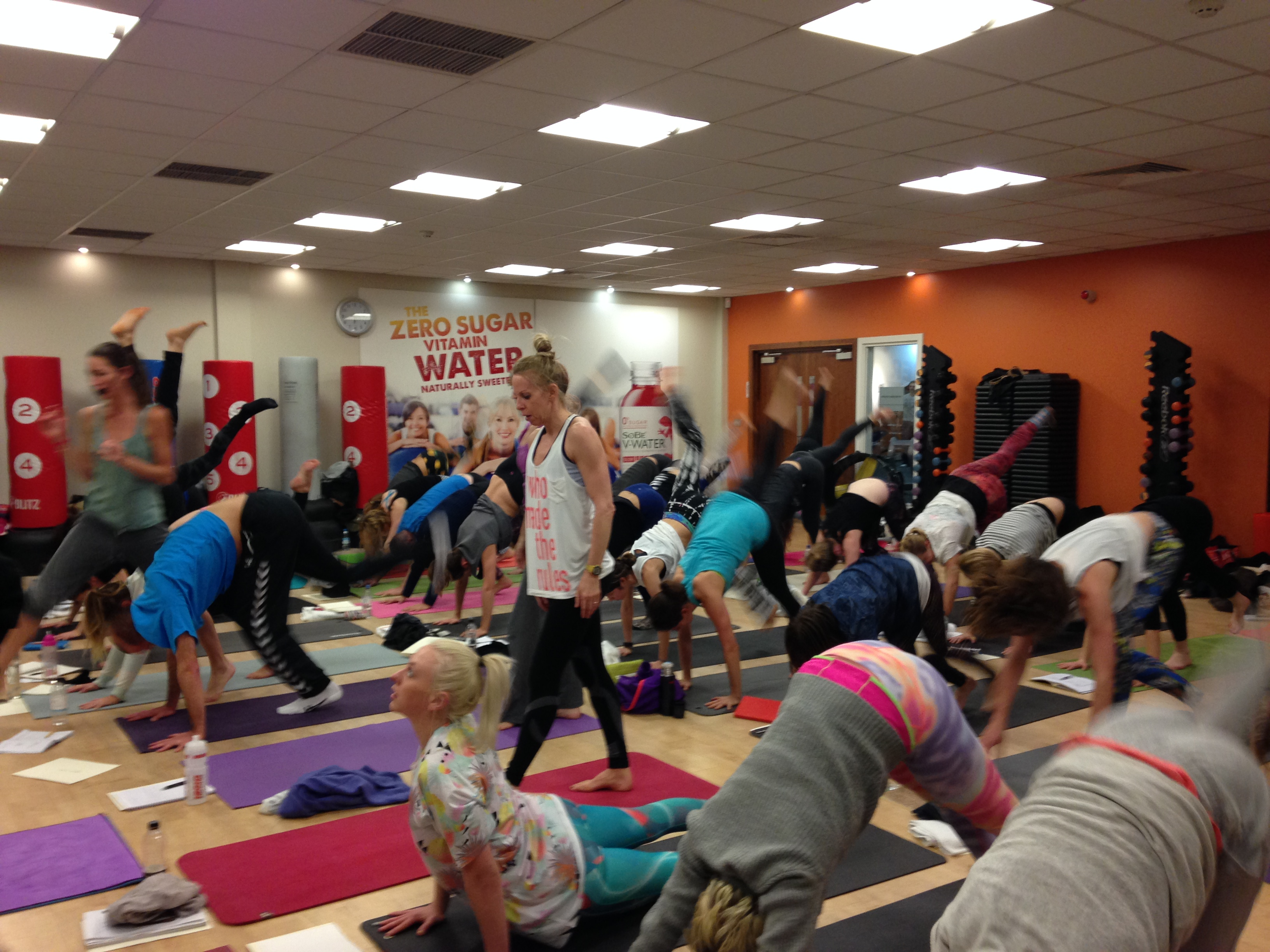 Strala Yoga Guide training London